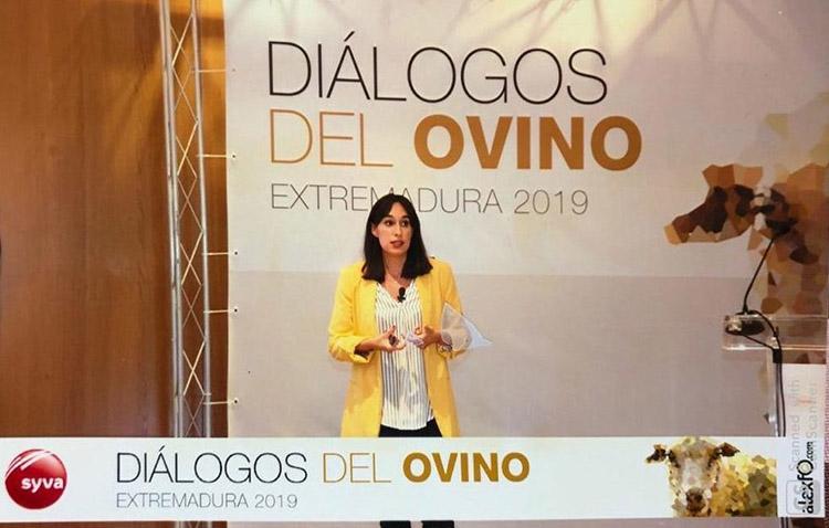 Conferencia en los Diálogos del Ovino: aplicación de posbióticos en producción ovina